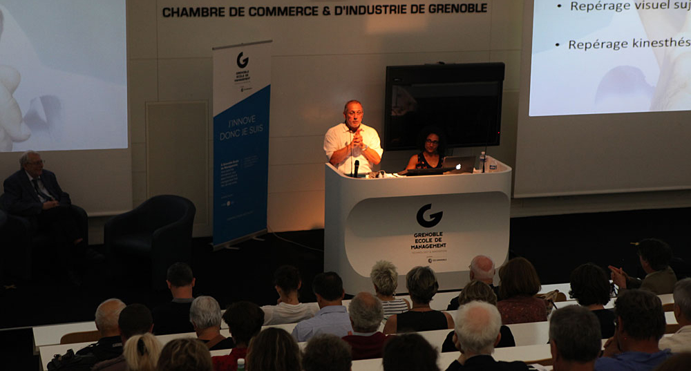 CONFERENCE TERRE D'ETOILE